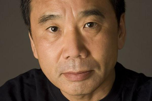 Japanese Author Haruki Murakami