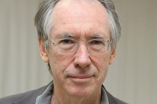 British author Ian McEwan