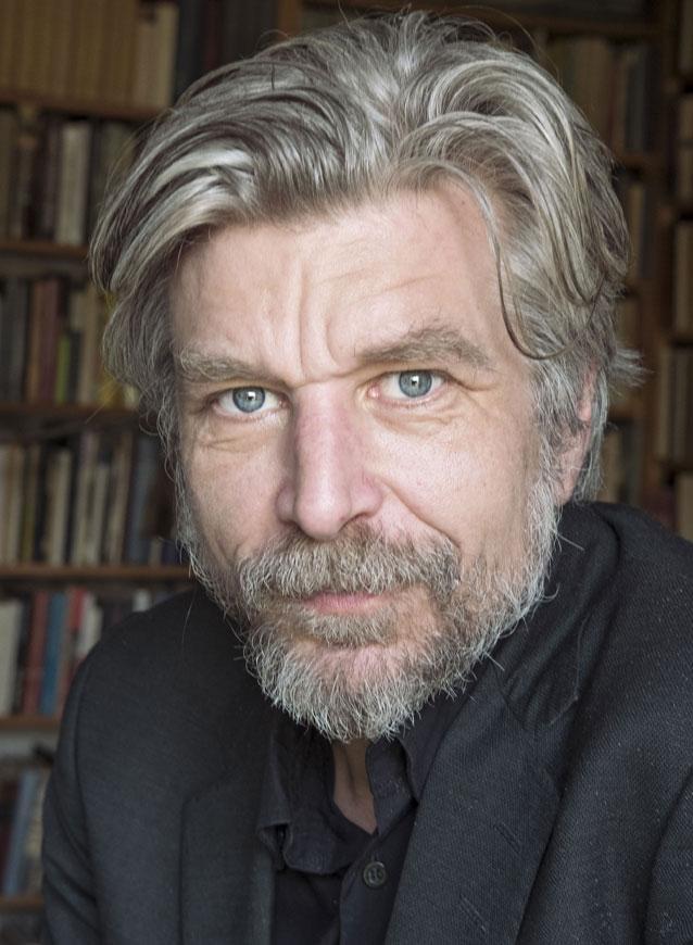 הסופר הנורבגי קארל אובה קנואסגורד